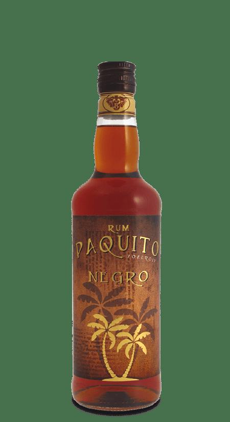 Rum Paquito Negro