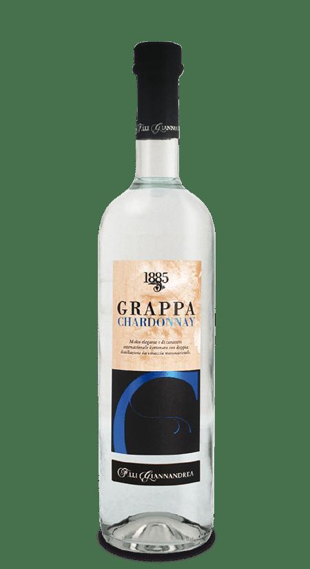 Grappa di Chardonnay F.lli Giannandrea