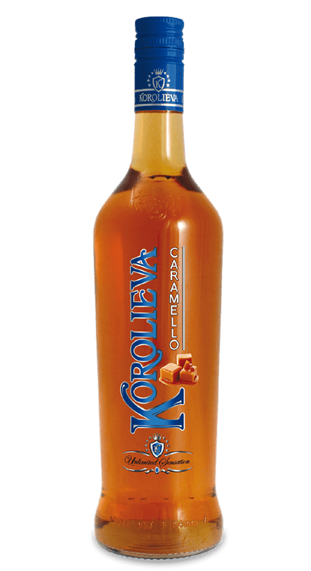 Vodka Korolieva Caramello