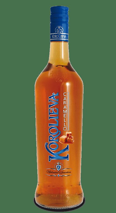 Korolieva Caramel Vodka