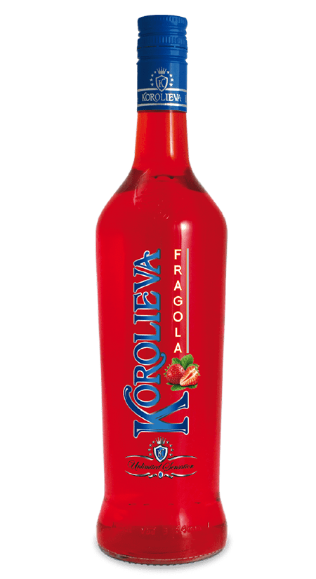 Vodka Korolieva Fragola