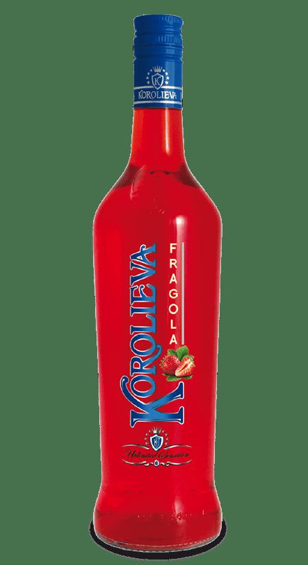 Korolieva Strawberry Vodka