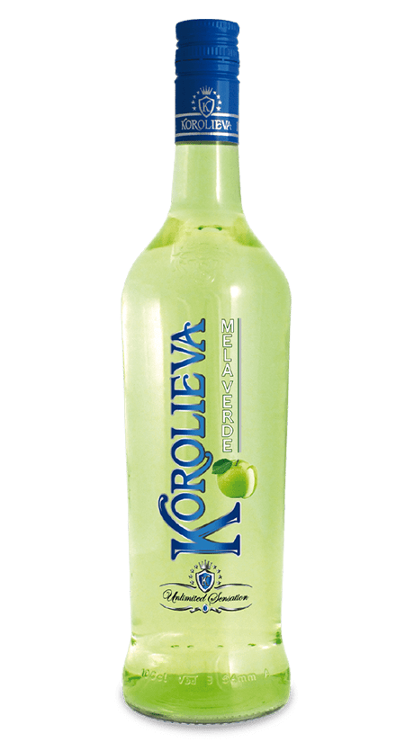 Vodka Korolieva Mela Verde