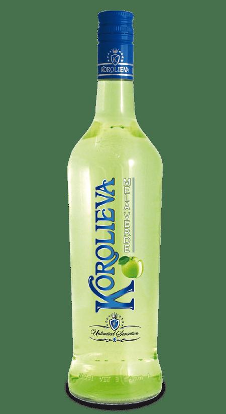 Korolieva Green Apple Vodka