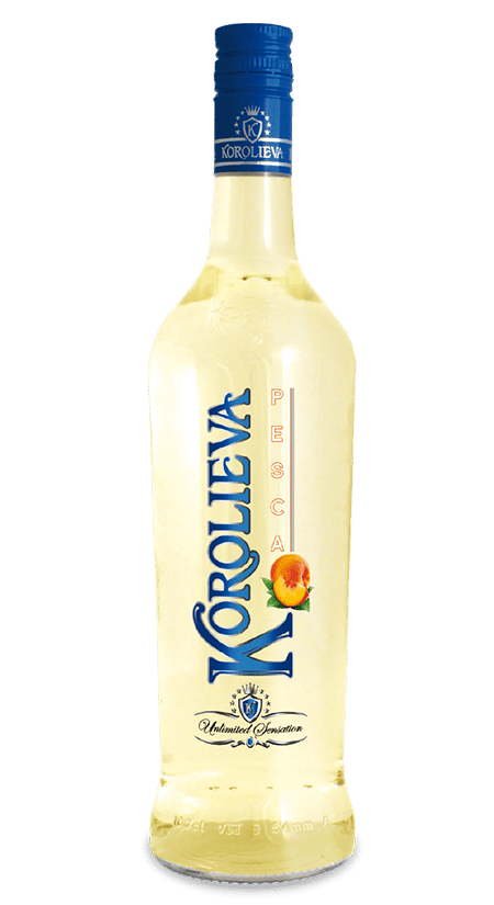 Vodka Korolieva Pesca