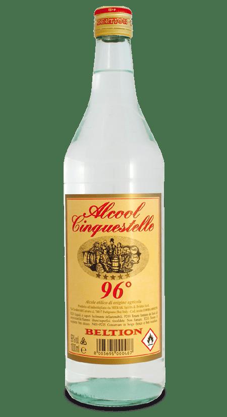 Alcool Cinquestelle
