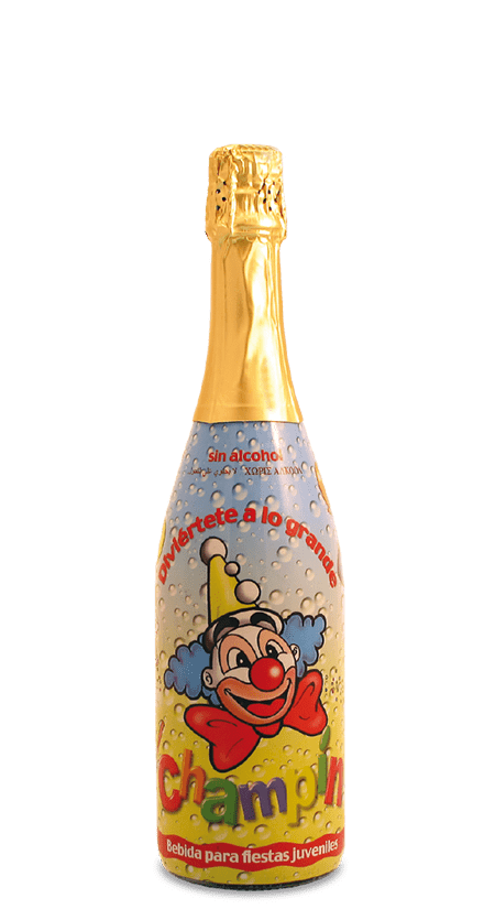 Champin Children's party drink