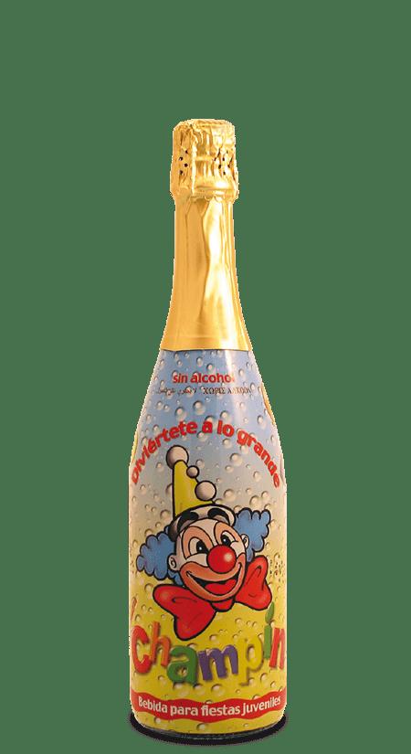 Champin Bibita feste bambini